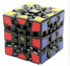 Rubik's Gear Cube Extreme Black Body Ver 2