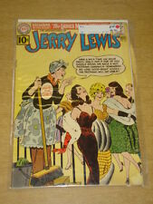 ADVENTURES OF JERRY LEWIS #66 VG (4.0) DC COMICS SEPTEMBER 1961 **