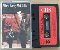Harry Connick Jr. When Harry Met Sally Soundtrack Cassette Tape