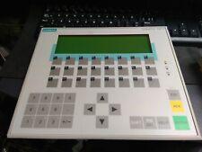 Siemens op17 dp12 6av3 617 1jc30 0ax1, leerqerveqv
