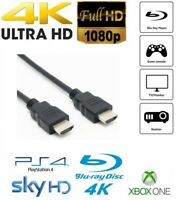 ULTRA PREMIUM 4K HDMI CABLE 2.0 HIGH SPEED ETHERNET LEAD 2160P 3D HDTV UHD