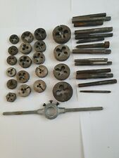 Job Lot Vintage Imperial Taps And Dies Some BA