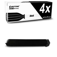 4x Toner Black Replaces Sharp MX-23 Gtba MX23GTBA MX-23GTBA