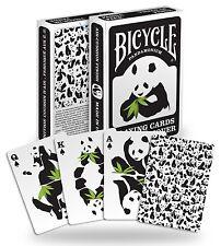 Bicycle Panda Playing Cards, New