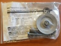 DR Trimmer Mower Sprint Idler Pulley Upgrade Kit NEW SEALED