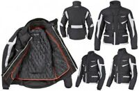 Triumph Motorrad Jacke mit Protektoren MTPS15161 Traveller Jacket