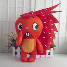 "Happy Tree Friends Stuffed Doll HTF Flaky Plush Toys Cosplay 38cm/14.9"" Present"