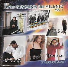 Marco Antonio Solis Rabito Jordi Los Mas Buscados Del Milenio CD New Nuevo