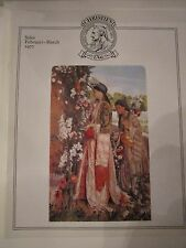 (8) CHRISTIE'S AUCTION HOUSE SALES BOOKLETS FROM 1977 - 1980 -SEE PICS -TUB RH-3