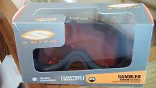 Smith Optics Gambler Junior Series Black Goggles