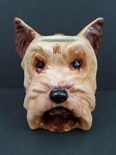 Miniature Schnauzer Dog 3D Coffee Mug Cup Ceramic Canine Tea Read Description