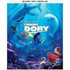 FINDING DORY - Disney DVD + BLU-RAY
