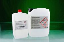 Natronlauge 50% NaOH  Sodium hydroxide solution // 10 Liter , 2x5 Ltr.