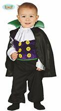 Baby Halloween Little Vampire Boys & Girls Fancy Dress Costume
