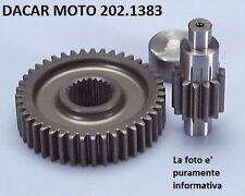 202.1383 ENGRANAJE SECON. POLINI ITALJET : MILLENIUM 125 Carburador