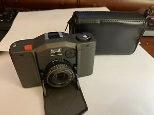 Kiev 35A Soviet Miniature Collectors Camera With Case- Fine Condition