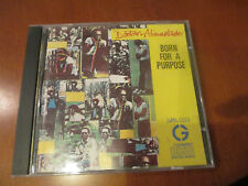 Born for a Purpose by Dr. Alimantado (CD, Jul-1987, Greensleeves Records)