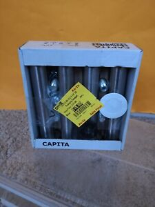 "Ikea Capita Set of 4 Legs 6 1/4"" Ikea 102.678.95 New Sealed"