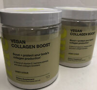 Rae Vegan Collagen Boost Dietary Supplement Powder Honey Citrus Exp11/21
