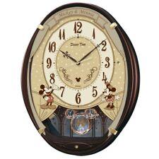 Official SEIKO CLOCK Disney Wall Clock Mickey & Minnie FW579B 4517228039898