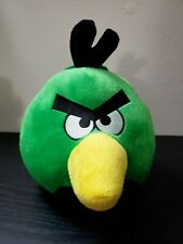 Rare Angry Birds One Love Jamaican  Plush W/Sounds. Pre-Owned.