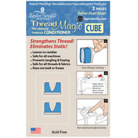 THREAD MAGIC - CUBE - FOR SEWING MACHINES ~ by Taylor Seville THREAD CONDITIONER