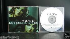 Tatu - Not Gonna Get Us 5 Track CD Single Incl Video