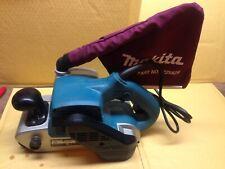 "Makita 9403 Corded 4"" Belt Sander 240V good working order"