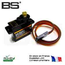 EMAX steering ES08MD II Generation 8 grams digital servos (full metal gear)