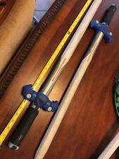 """Nerf N-Force 2010 Hasbro Vantage Sword Cosplay 32"""" Foam Toy Used Lot Of 2"""