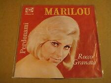 45T SINGLE / ROCCO GRANATA - MARILOU