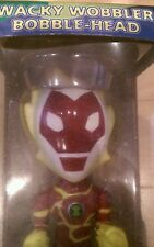 WACKY WOBBLER BOBBLE HEAD FIGURE BEN 10 ALAN as HEATBLAST 2008 COMIC CON FUNKO