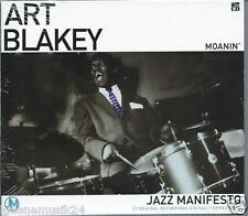 2 CD Art Blakey & Jazz Messageries 'Moanin' ' NOUVEAU/Neuf dans sa boîte DIGITALLY REMASTERED