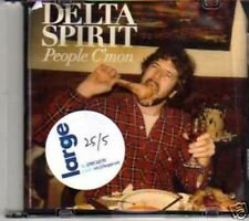 (491G) Delta Spirit, People C'mon - DJ CD