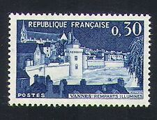 France 1962 Vannes/Fortifications/Church/Buildings/Architecture 1v (n34089)