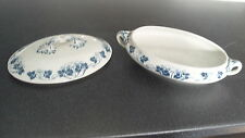 C4 Azul Porcelana Melbourne Granja Sopera 32x12x19cm 1A5D bien usado