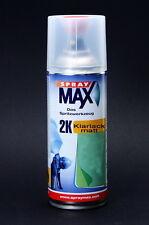 2K-Klarlack Lackspray matt 400ml benzinfest und UV beständig /E0003