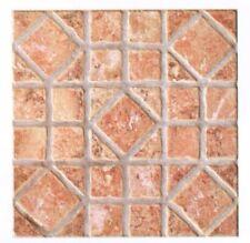 Piastrelle in ceramica per PAVIMENTI 33,3X33,3 cm COTTO ROSATO - MADE IN ITALY