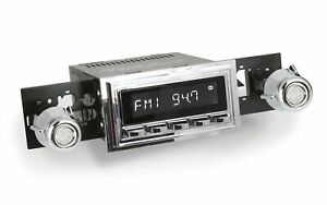 1968-79 Ford F-Series Pickup Truck RetroSound Laguna Radio AM/FM AUX RetroRadio