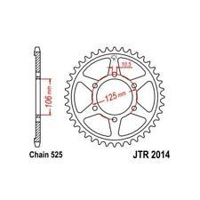REAR SPROCKET JT JTR2014,47