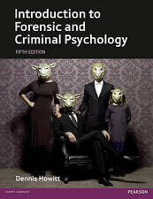Introduction to Forensic and Criminal Psychology by Dennis Howitt (Paperback, 20