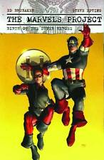 Marvels Project: Birth of the Super Heroes by Brubaker Epting McNiven 2011 TPB