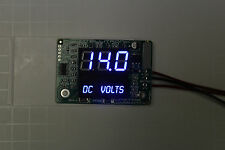 Digital DC Volt meter 570-001B Paneltronics Replacement Made in USA!