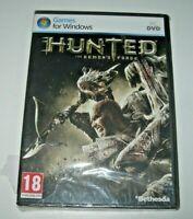 Hunted the Demon´s Forge PC (edición española como nuevo)