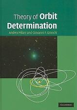 Theory of Orbit Determination by Andrea Milani and Giovanni Gronchi (2009,...