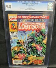 Journey Into Mystery #511 (1997) Mike Deodato Art CGC 9.8 White Pages L124