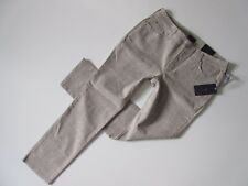 NWT Not Your Daughters Jeans NYDJ Sheri Skinny in Python Stone Snakeskin 12P