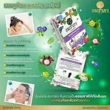 3x Cells Food Shampoo For Hair Loss 100% Thai Herbal Hair Roots Growth Dense