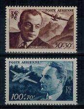 (a33) timbres France P.A n° 21/22 neufs** année 1947