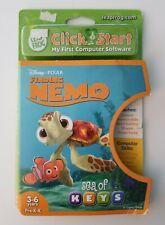 LeapFrog Click Start Disney Finding Nemo - Sea of Keys - New - Leap Frog Systems